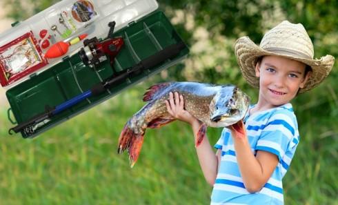 obrázek Rybářská sada pro začátečníky