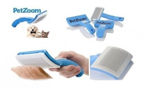 obrázek Pet Zoom profesionální kartáč