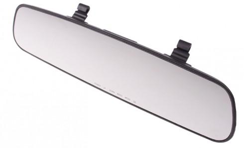 obrázok Kamera - čierna skrinka spätné zrkadlo HD