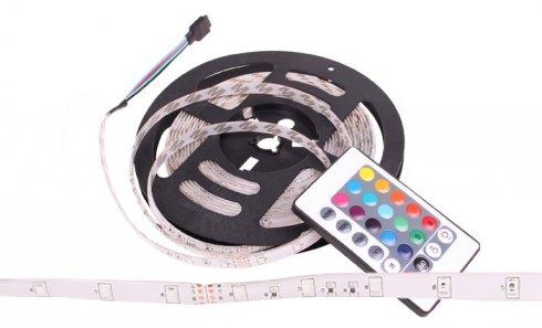 obrázek LED pásek 5 metrů – RGB