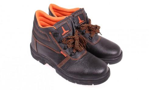 obrázok Pracovná kotníková obuv