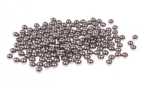 Ocelové kuličky do praku