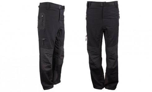 Kalhoty Sports černé