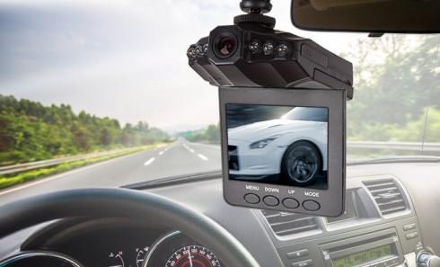 obrázek HD DVR minikamera do auta