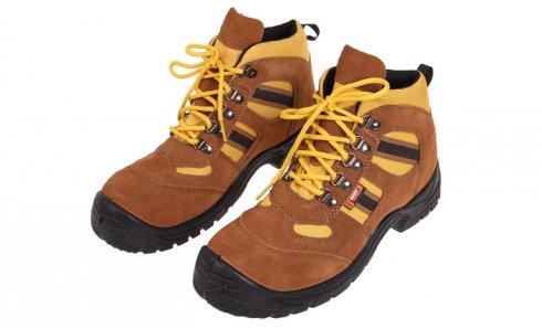 Boty pracovní kožené B vel. 43 098ca75f85