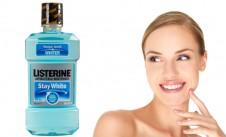 Ústní voda Listerine – Stay White