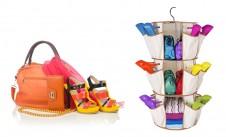 Organizér na boty a kabelky