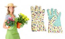 Zahradnické rukavice 12 párů