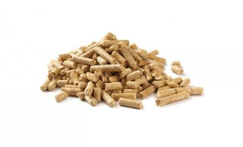 Dřevěné pelety 15 kg