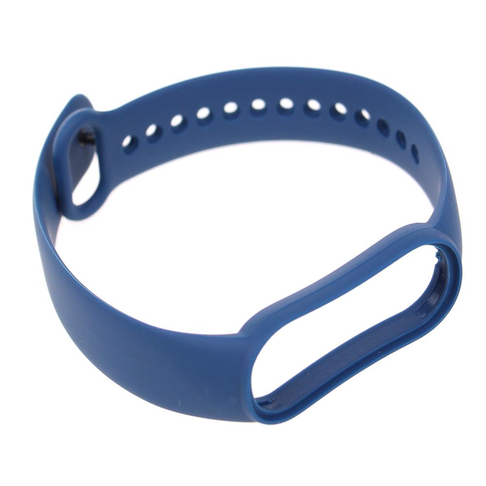 Smart náramek M5 modrý - náhled